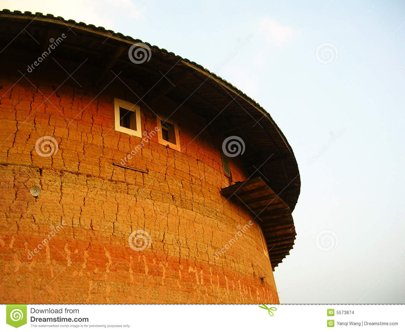 Fujian Tulou great architecture of human being