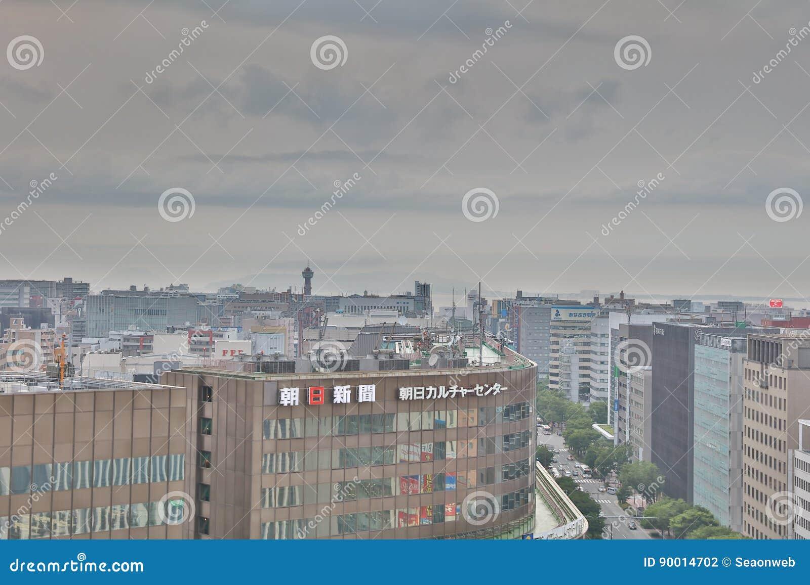 Fukuoka es la ciudad más grande de Kyushu