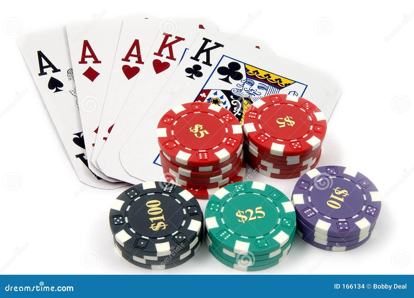 aces full of kings poker sports