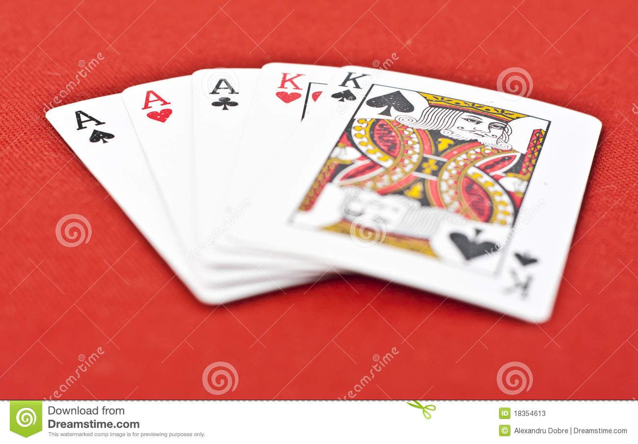 3 Card Poker Hands To Play