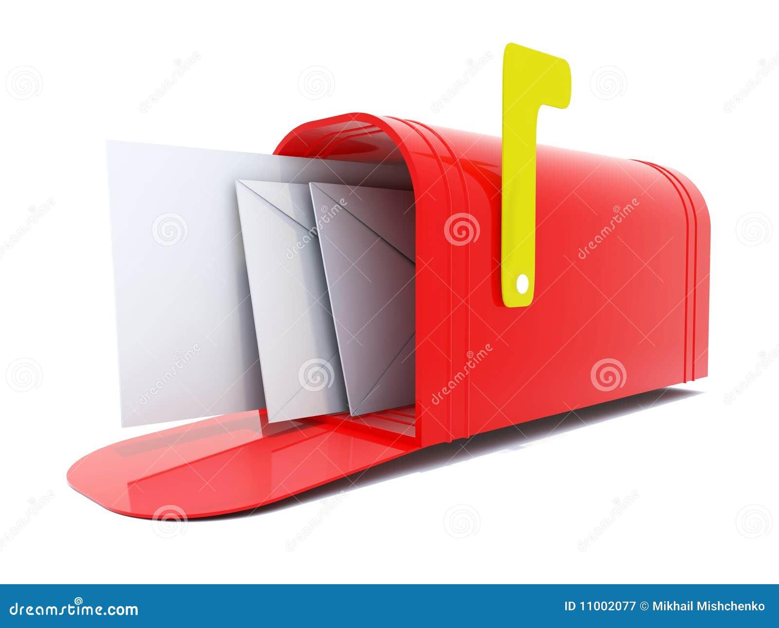 Japanese Restaurant Mailbox