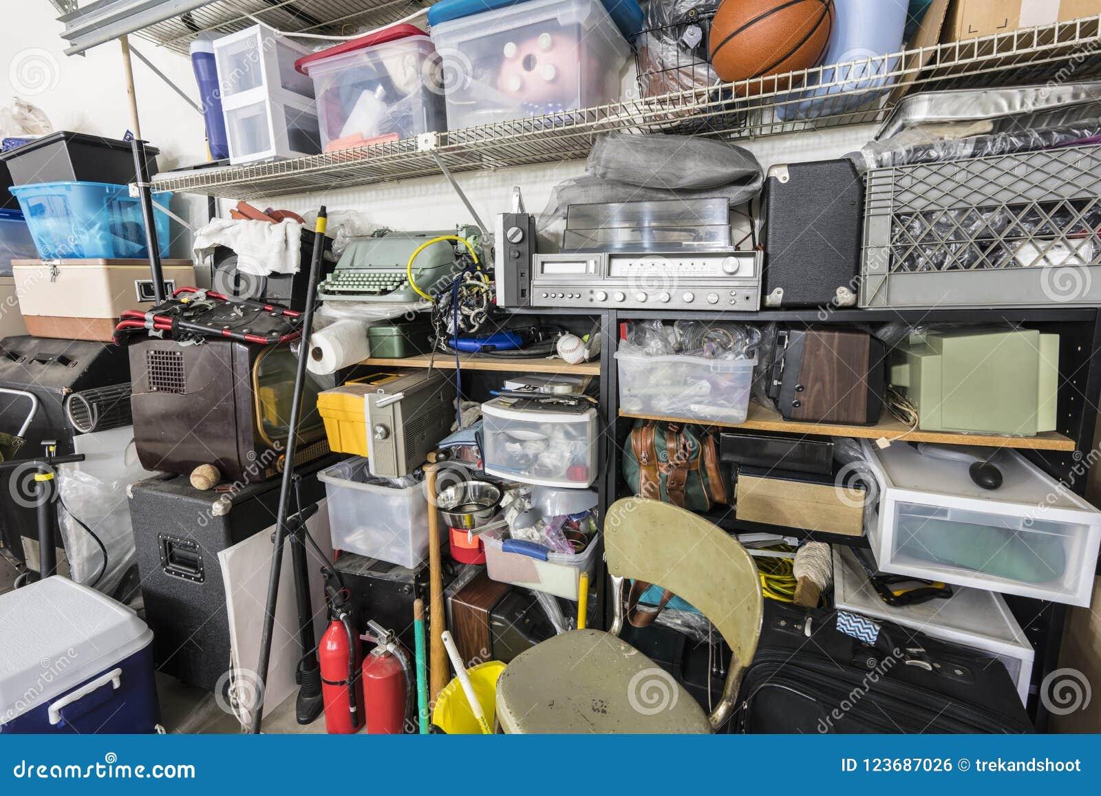 garage equipment Vintage