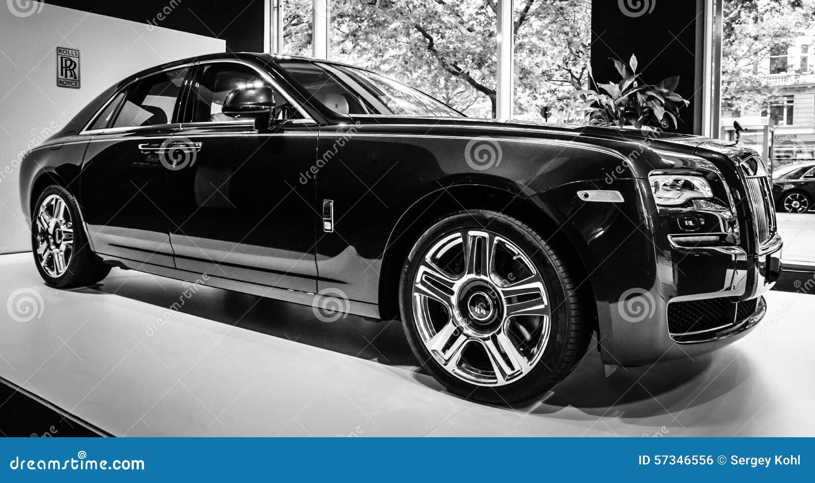 Full-size Luxury Car Tatra 613 Editorial Photo