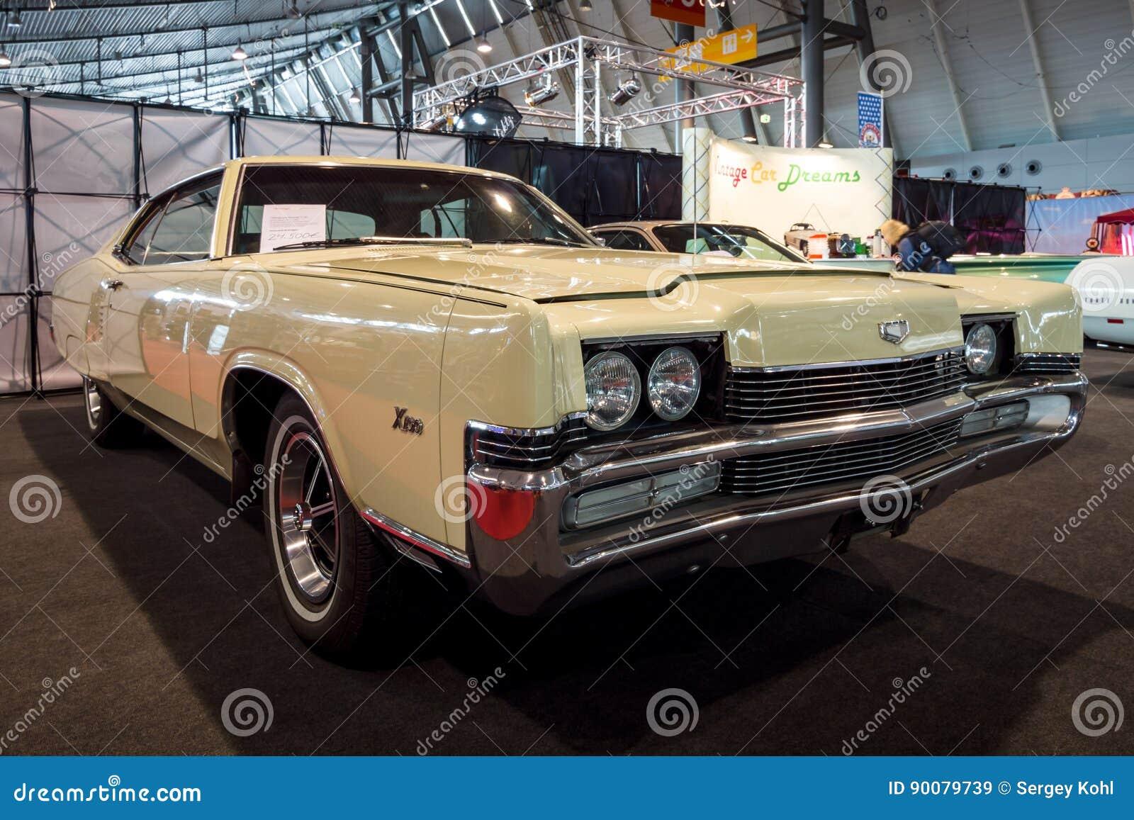 1969 mercury cougar 428 cobra jet engine royalty