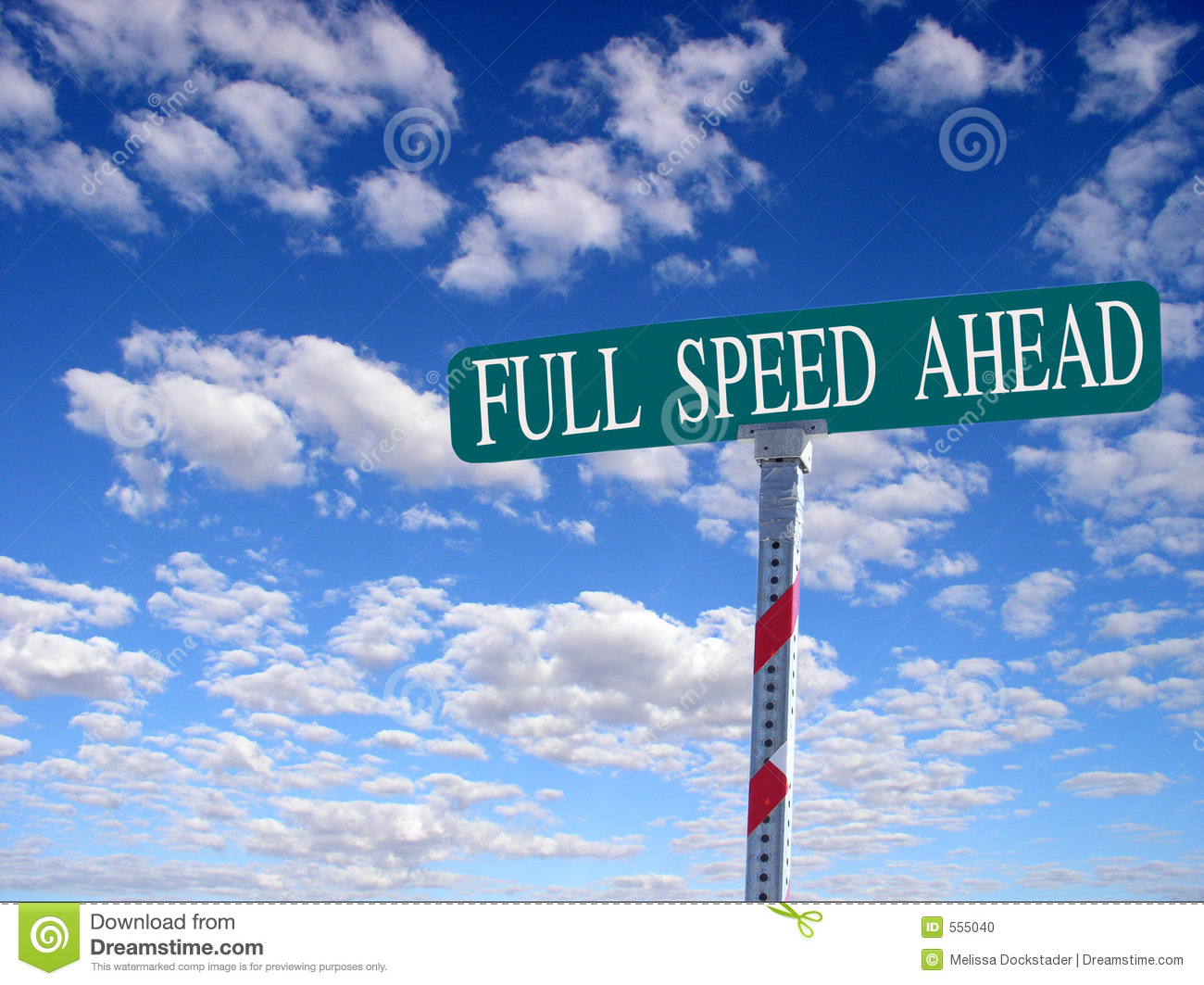 Full Speed Ahead - All In Me