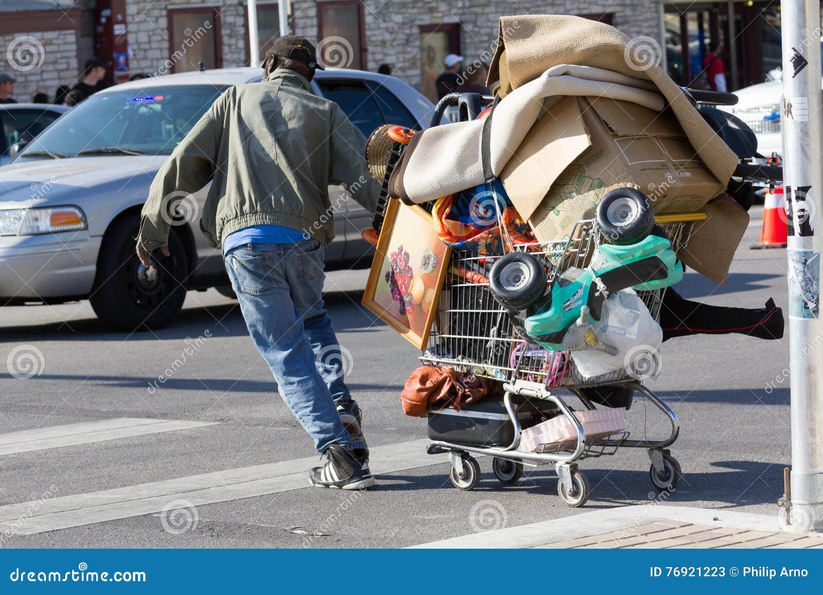 Fully loaded shopping cart