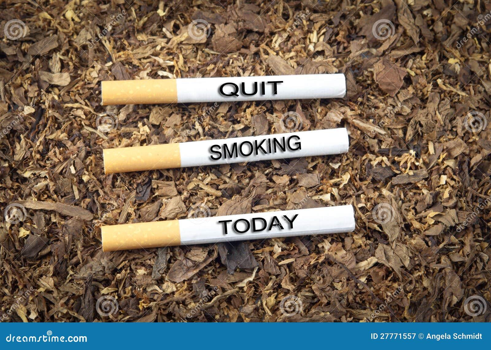 Fumage quitté aujourd hui