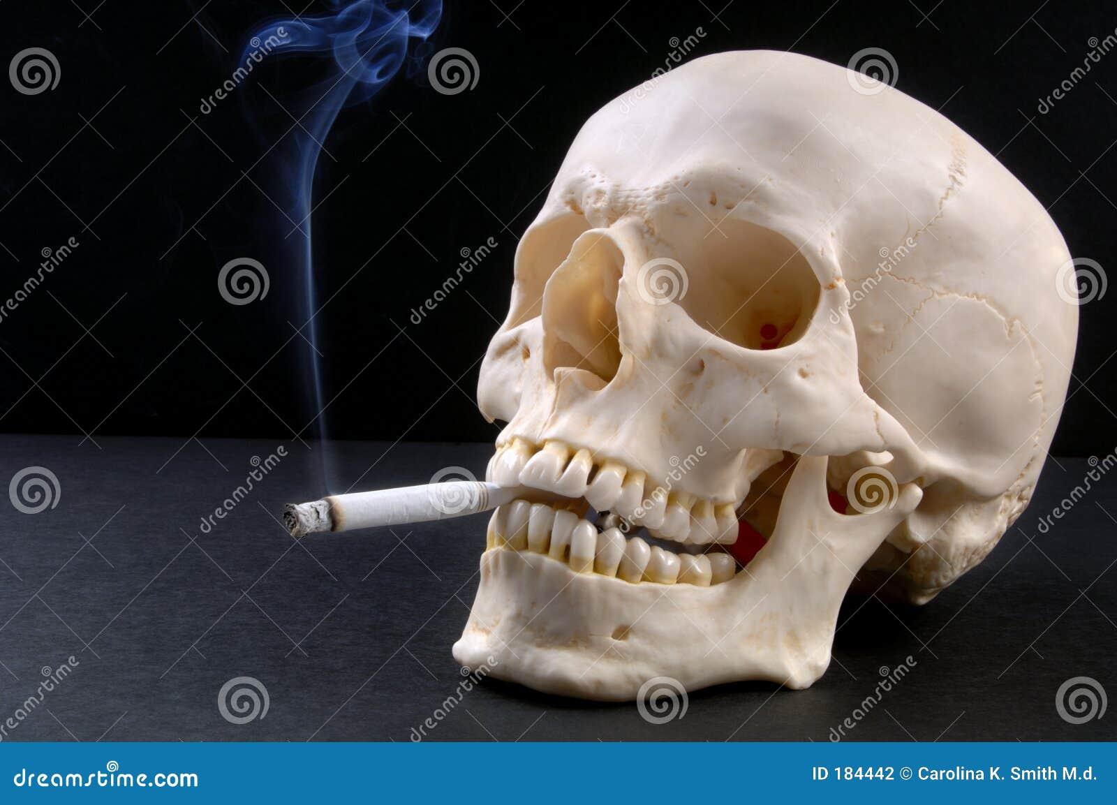 Fumatore-Cranio