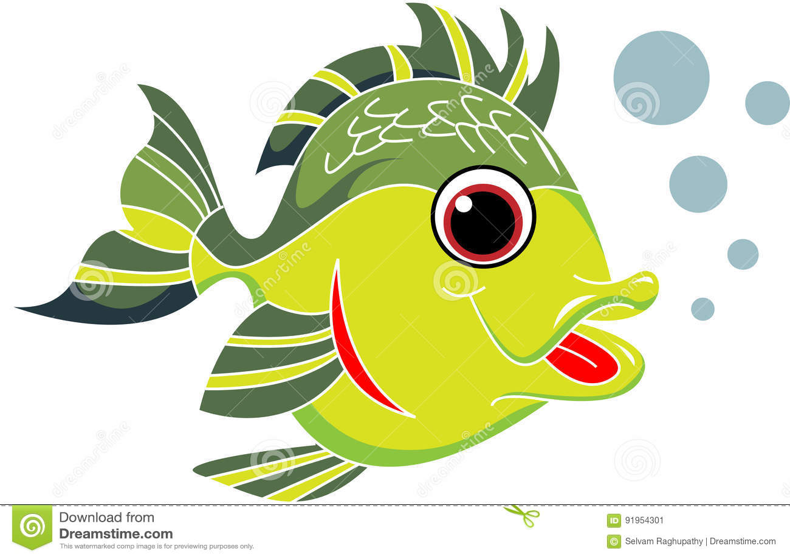 Fumetto del pesce