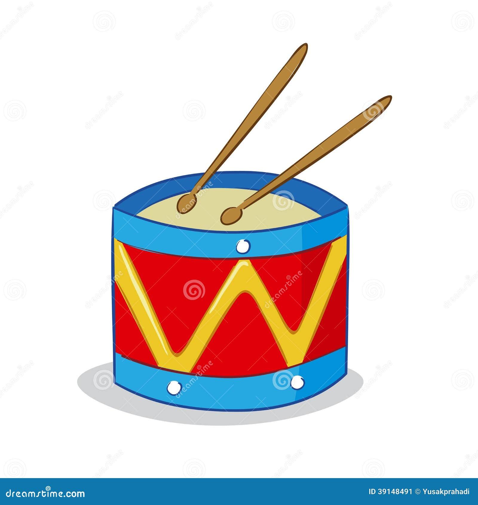 Fumetto del tamburo