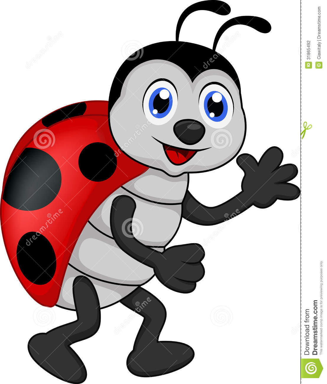 Displaying 19> Images For - Cute Ladybug Cartoon...