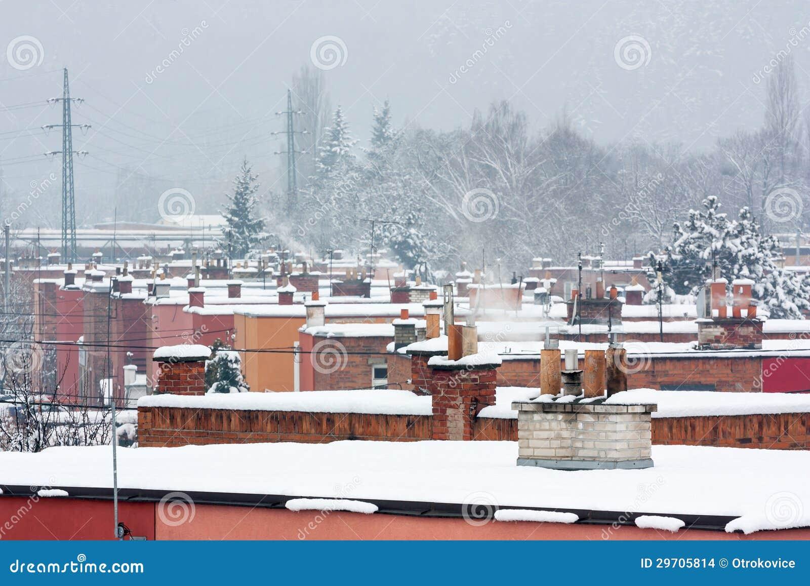 Inversione di inverno fotografia stock. immagine di ecologia 29705814
