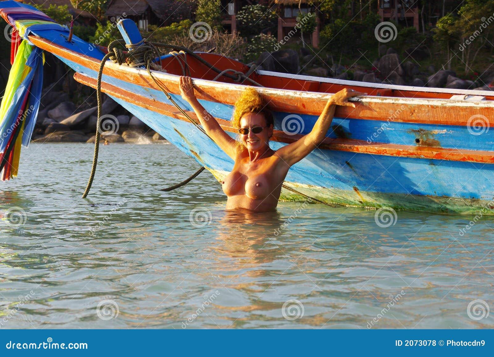 image Nude beach nude fishing beautiful blond big clit play
