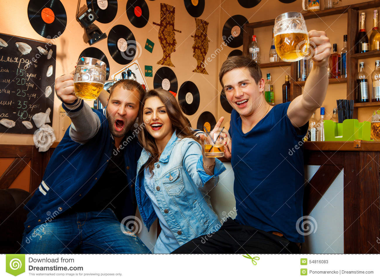 Royalty Free Stock Photo Fun Company Of Two