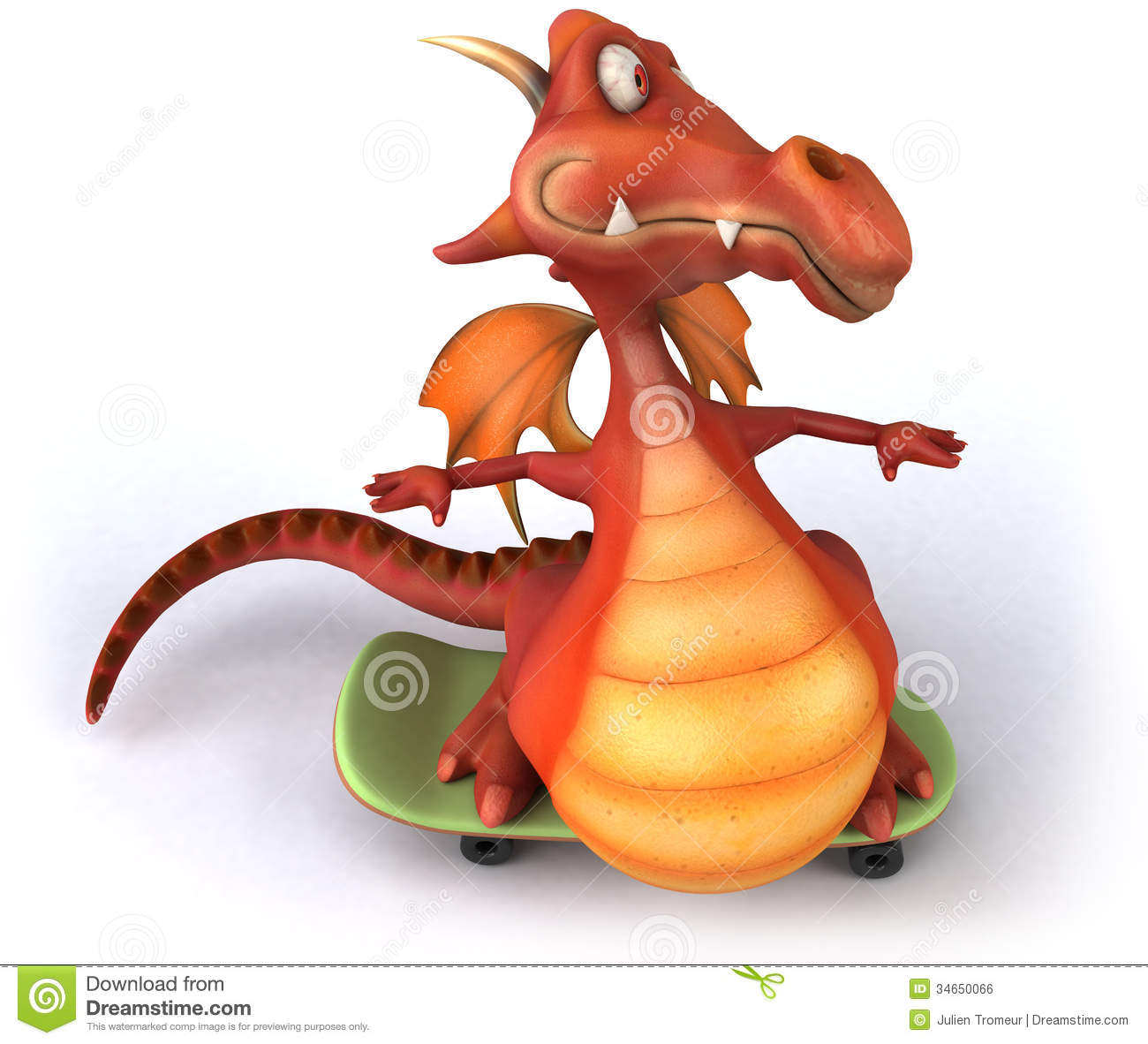 download funny 3d dragon - photo #2