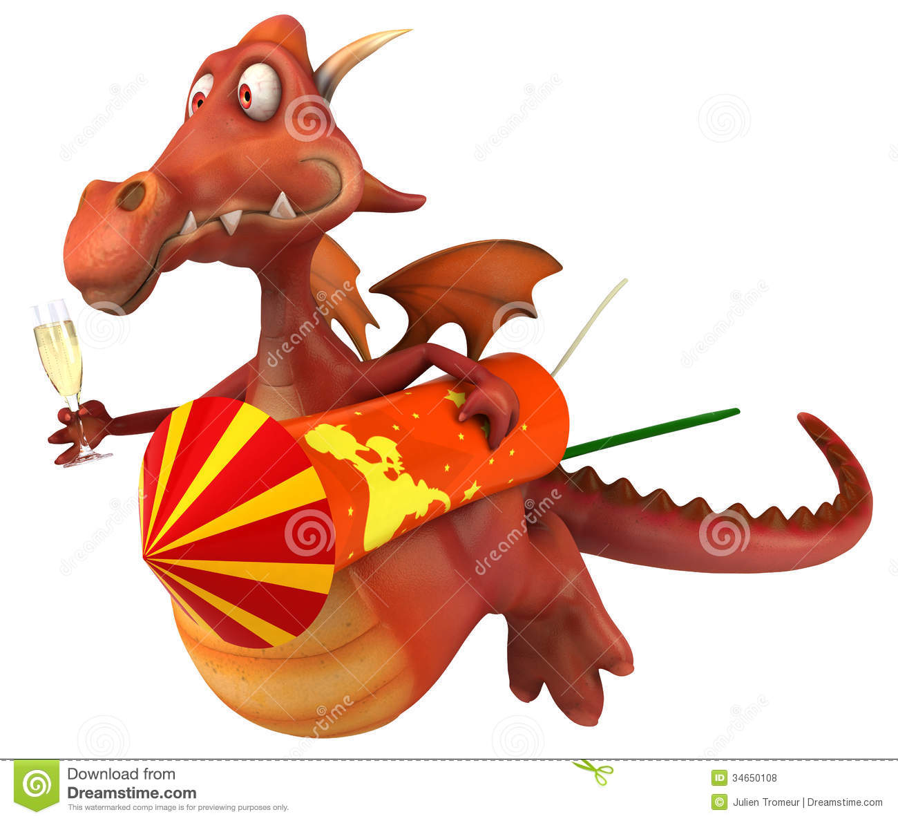 download funny 3d dragon - photo #44