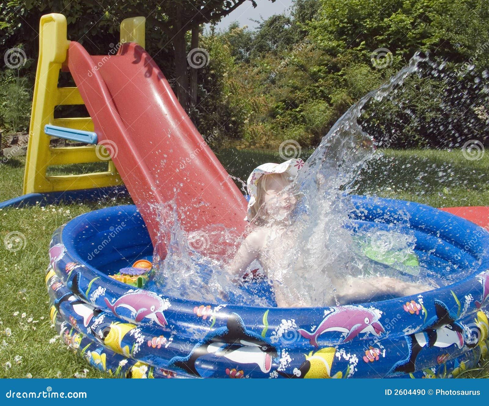 Fun with the pool