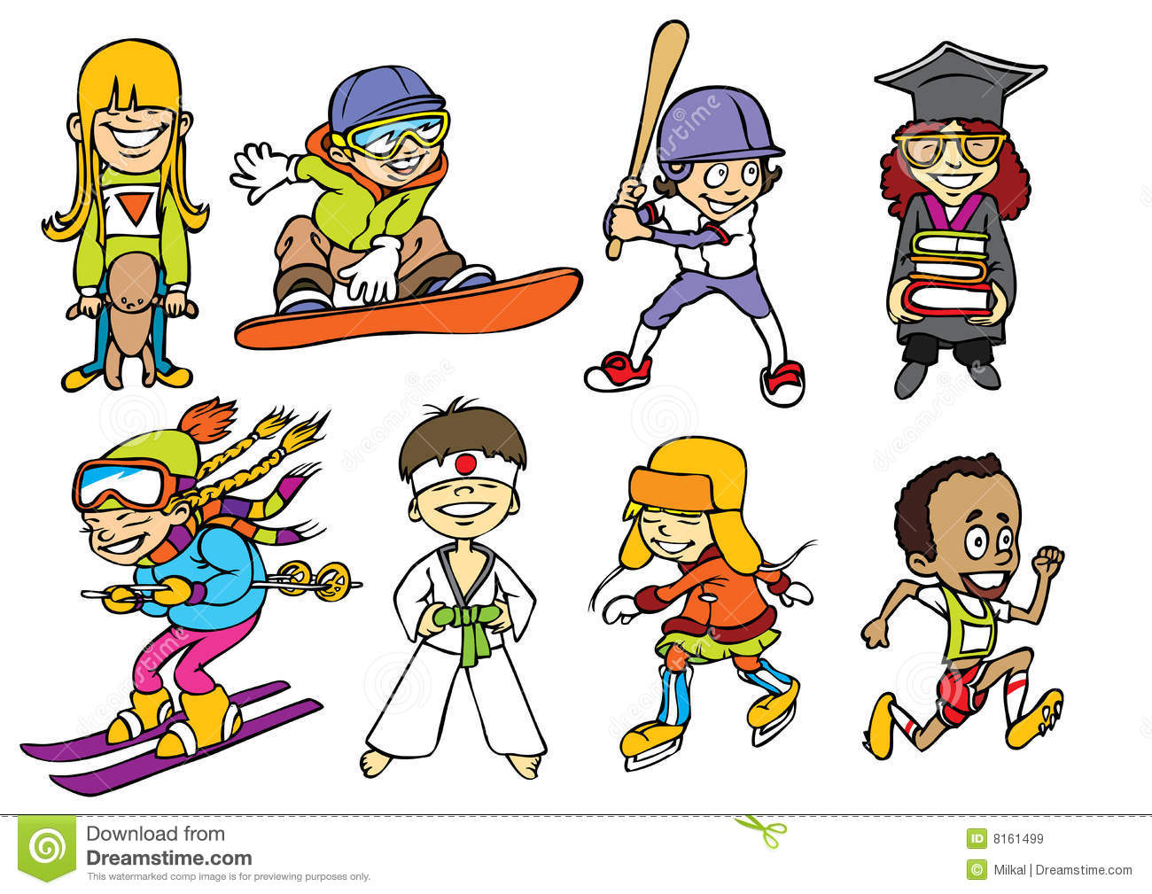 fun sport kids - Sports Images For Kids