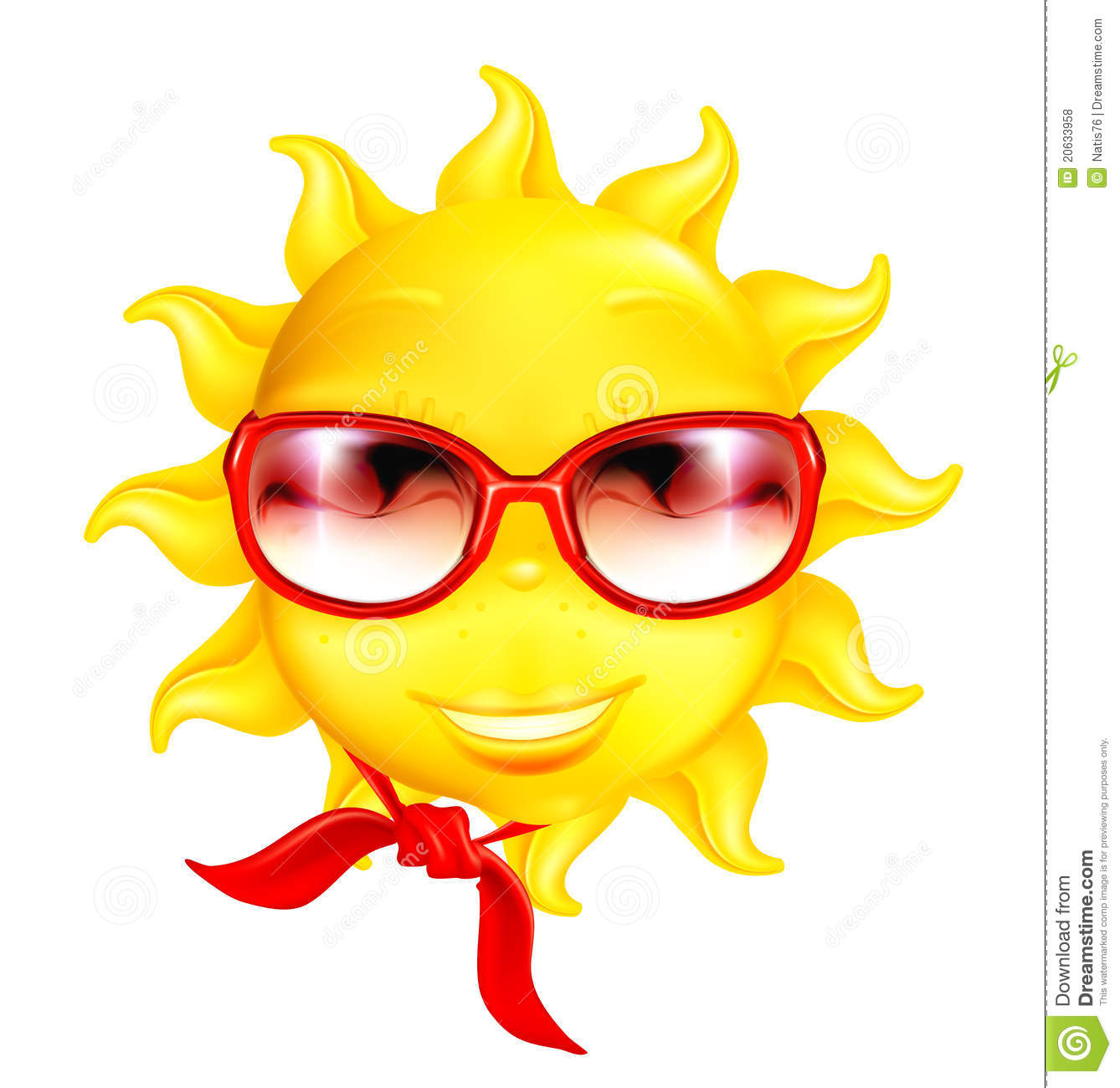 Fun Sun Royalty Free Stock Photos Image 20633958