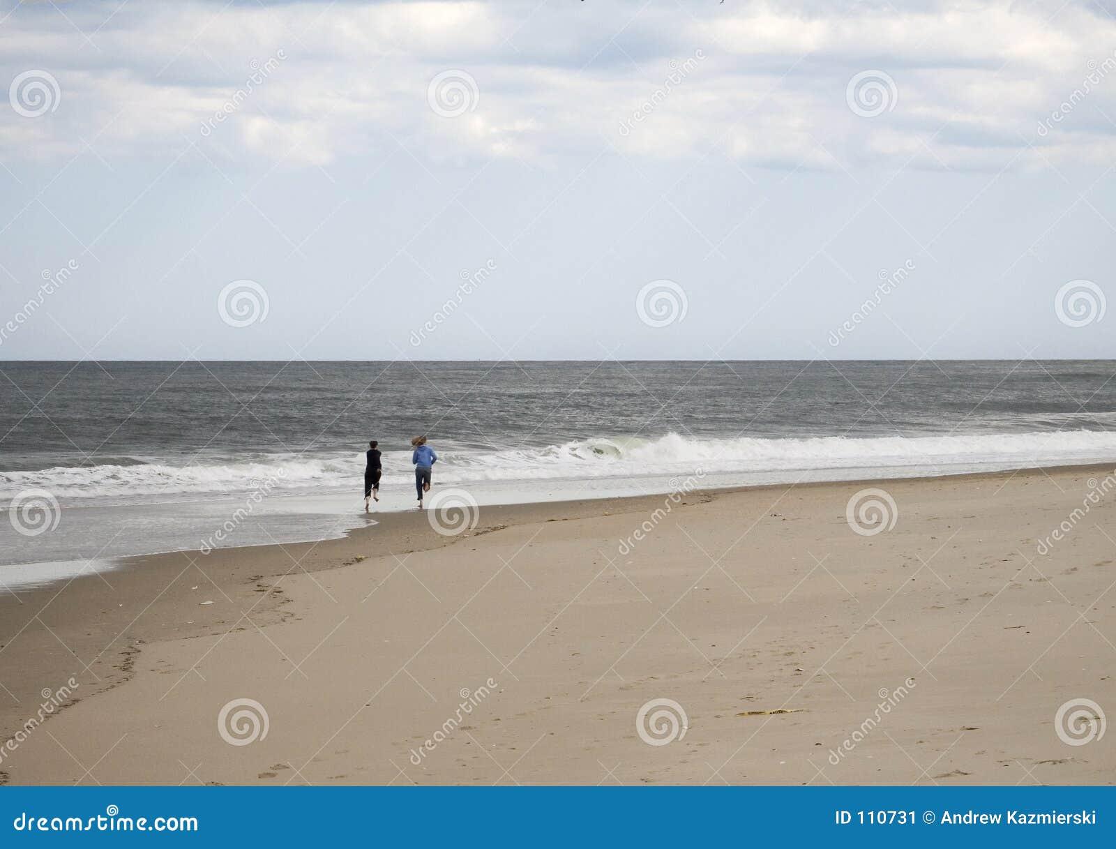 Funcionamento na praia