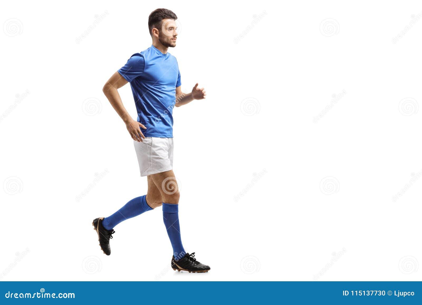 Funcionamiento del jugador de fútbol