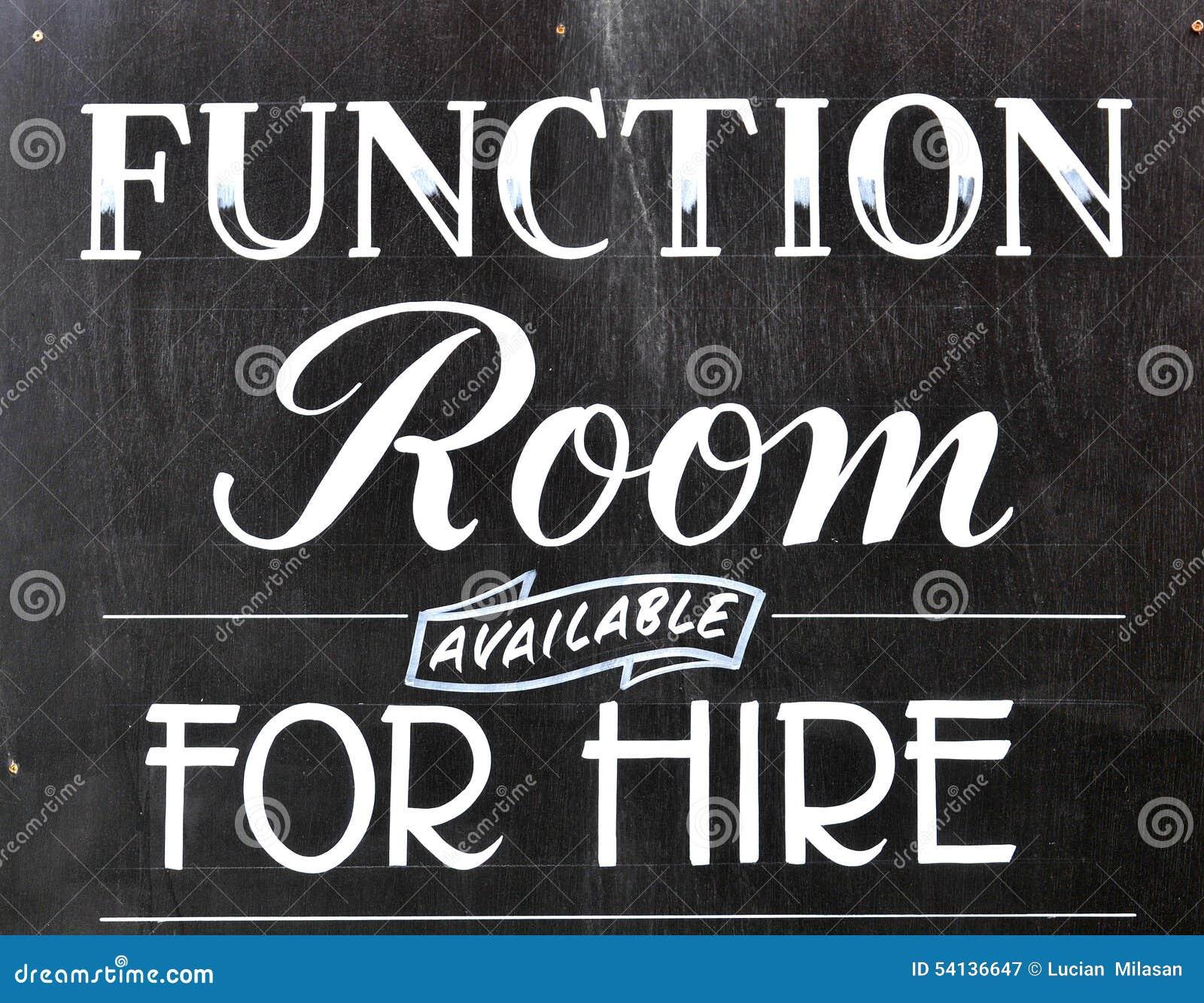 Function Room Hire London Pub