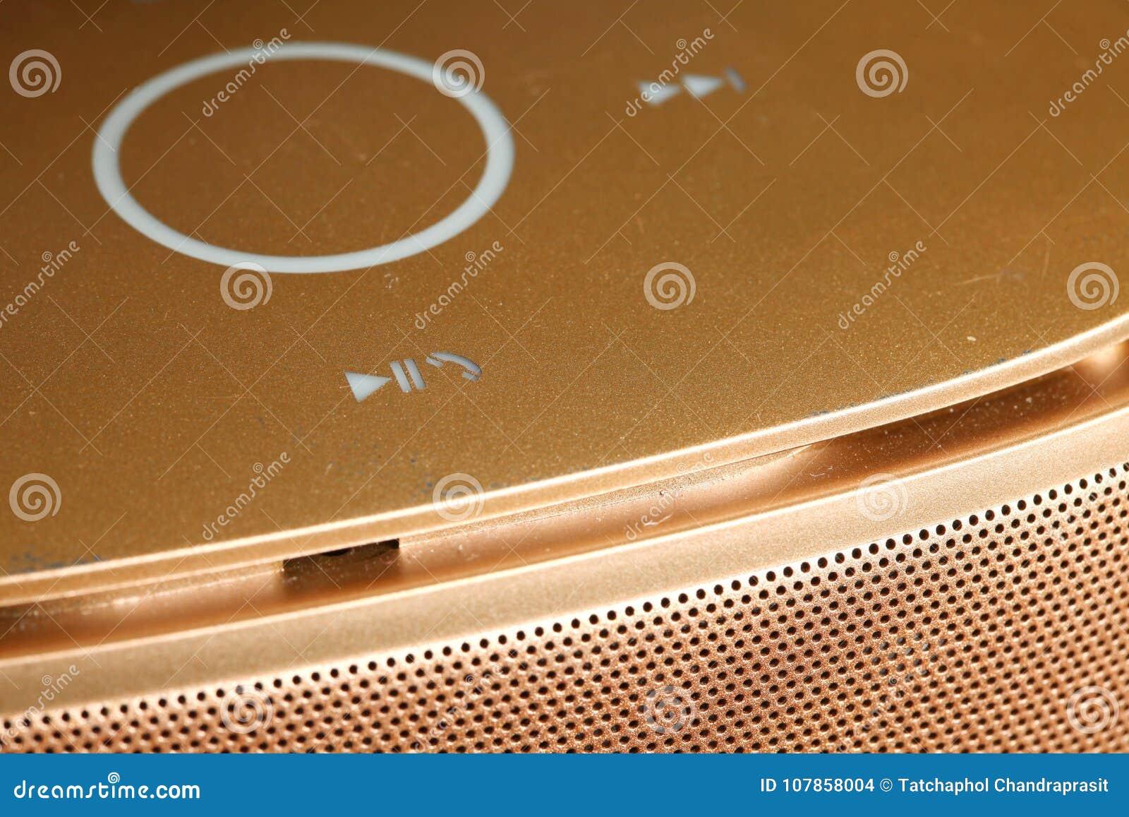 Function Symbol Of Speaker Scene Stock Photo Image Of