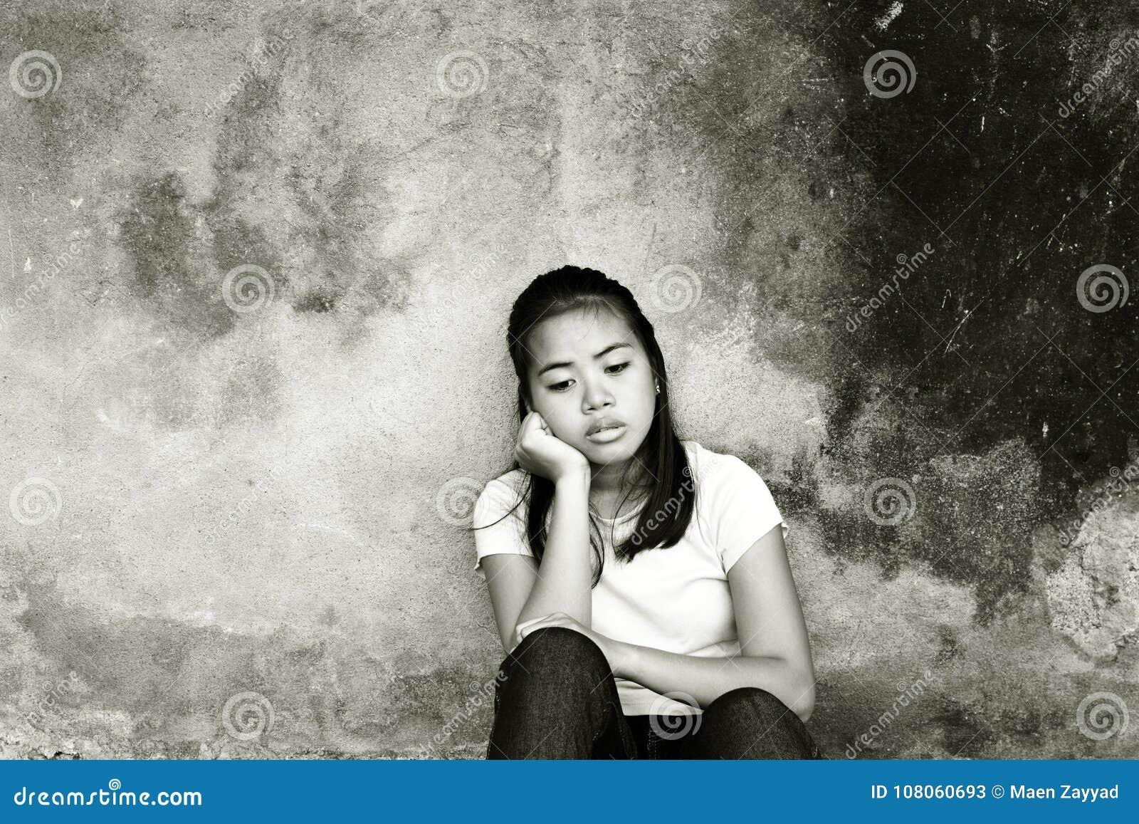 sovande tonåring fitta knullad