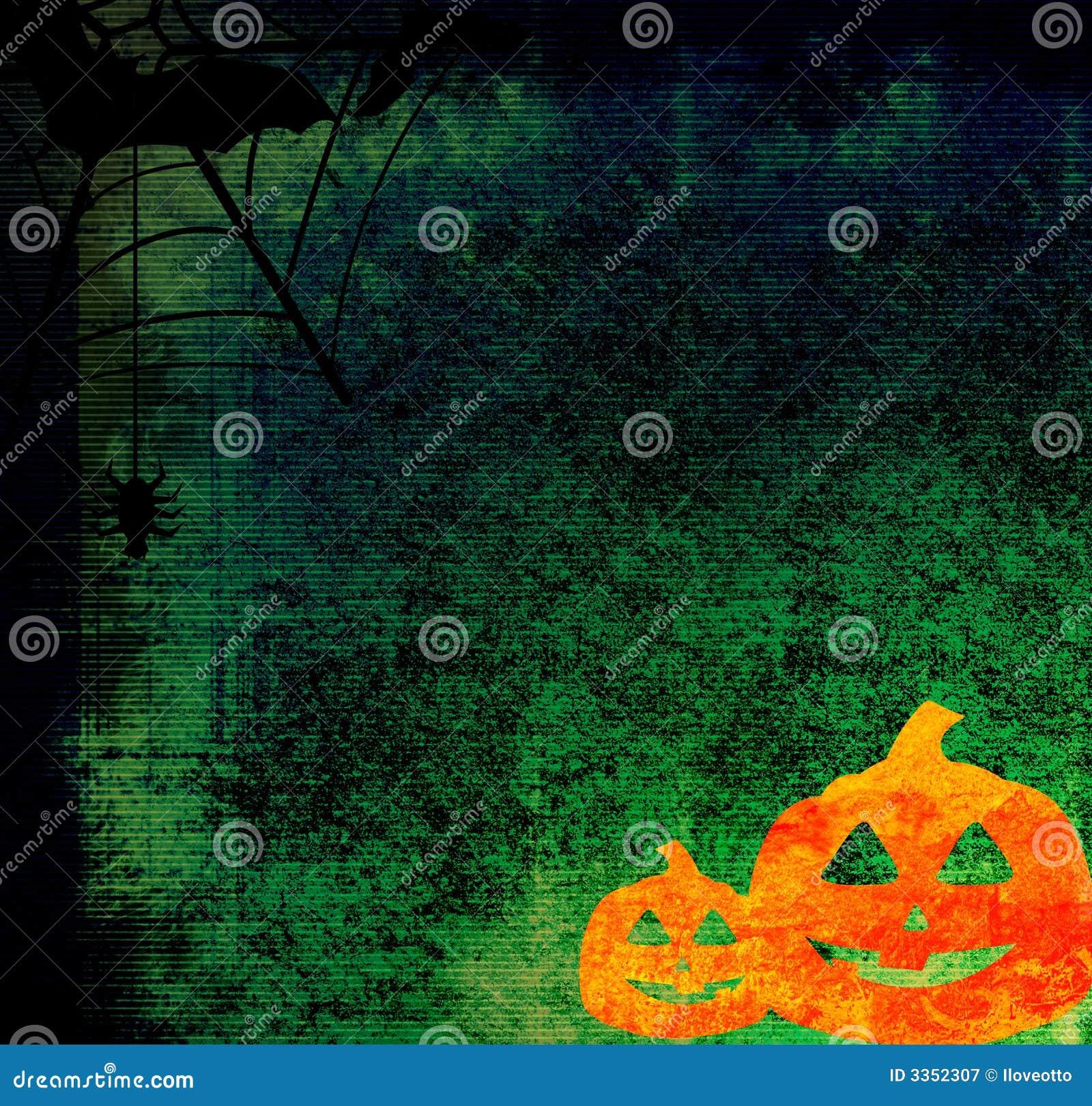 Fundo abstrato de Halloween