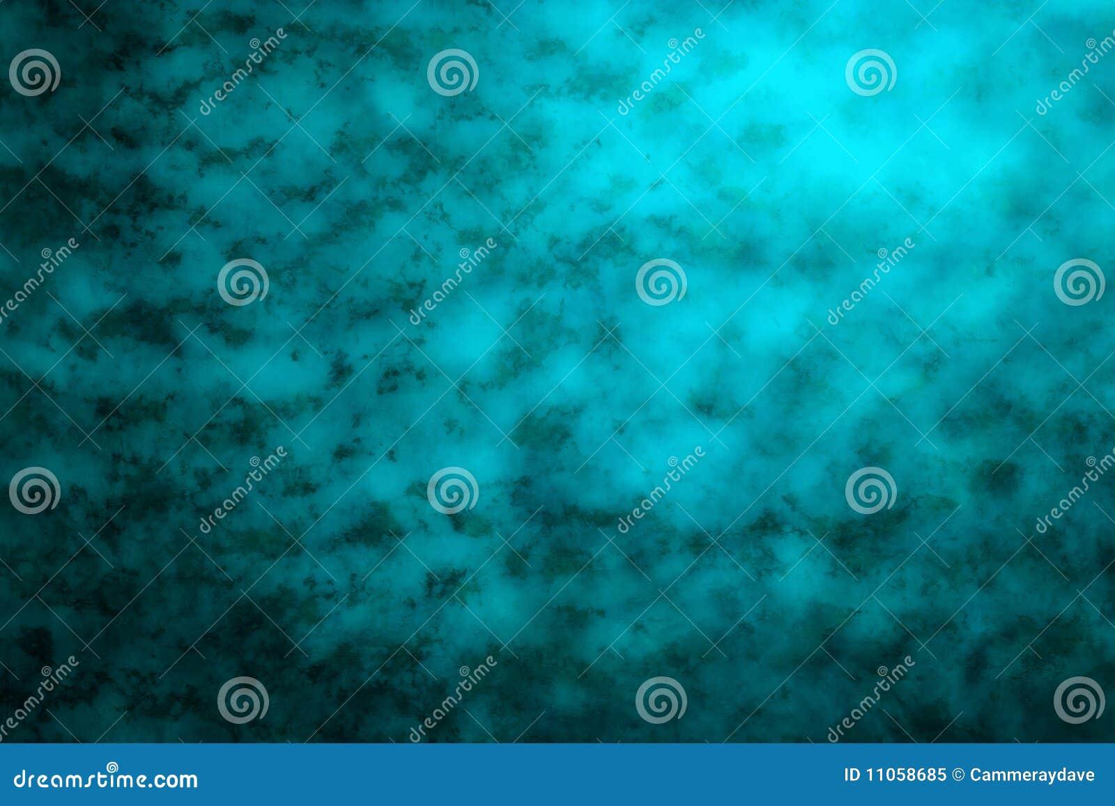 Fundo abstrato de turquesa