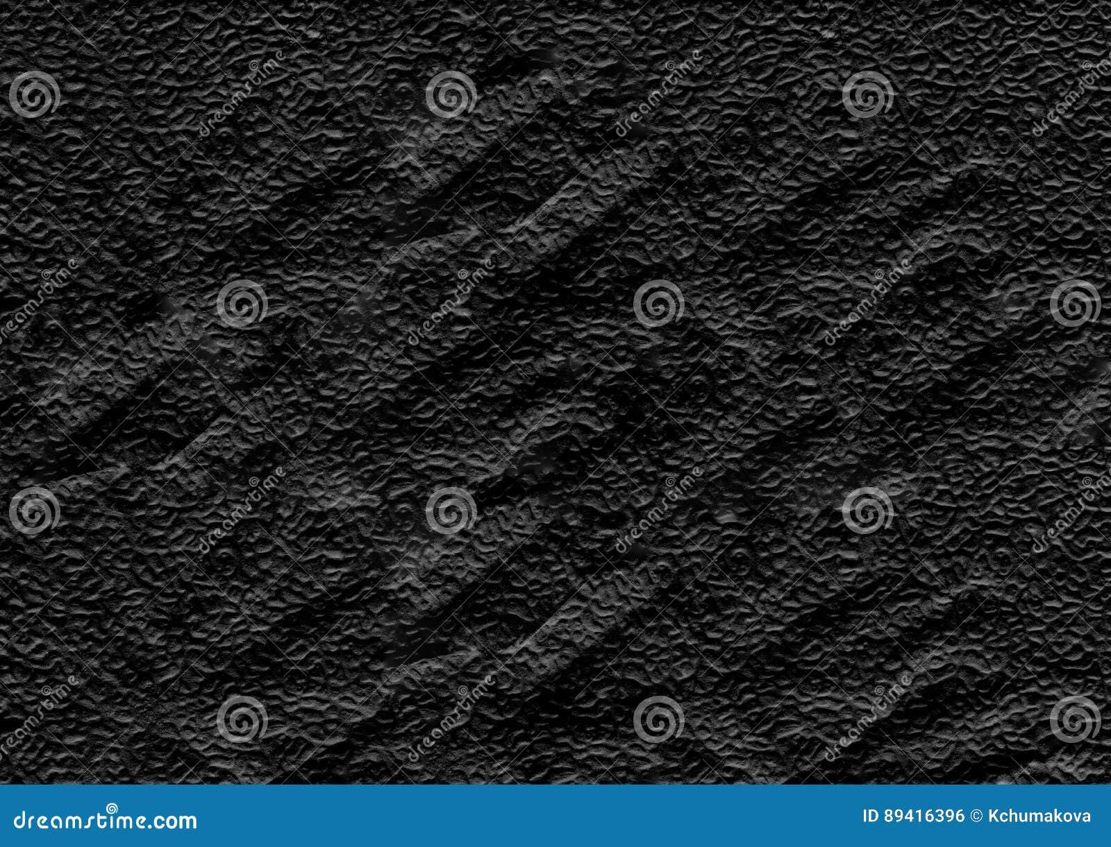 Fundo abstrato do guardanapo amarrotado preto