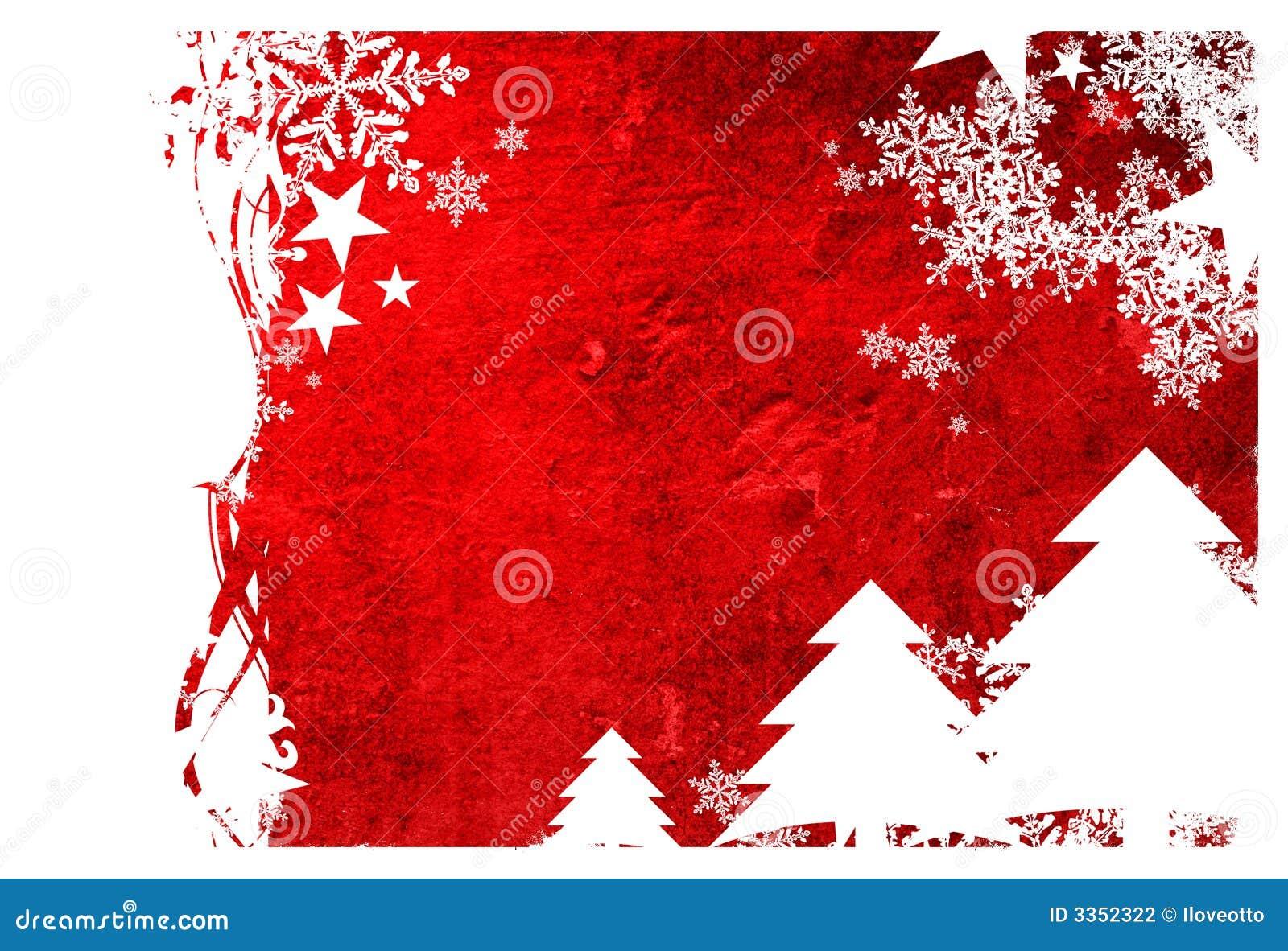 Fundo abstrato do Natal