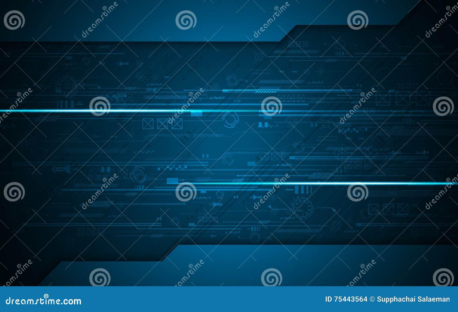 Fundo abstrato do projeto de conceito da inovação da tecnologia do teste padrão da textura do circuito digital