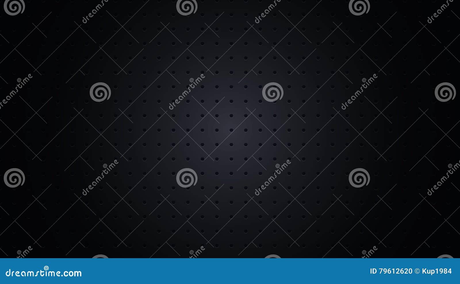 Fundo abstrato escuro, ilustração do vetor