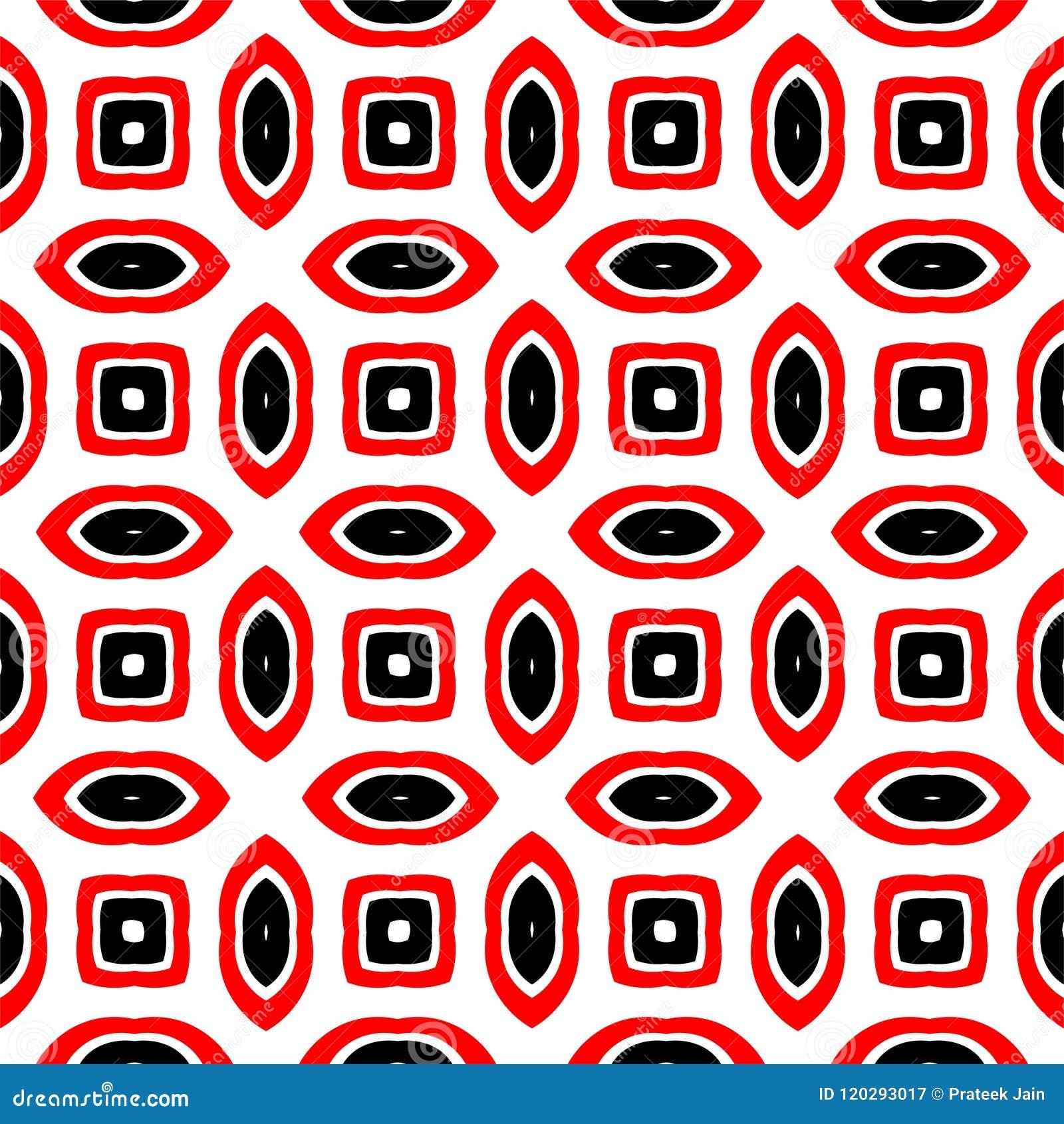 Fundo abstrato preto e vermelho