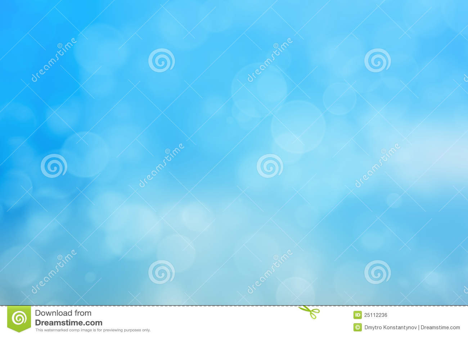 Fundo azul