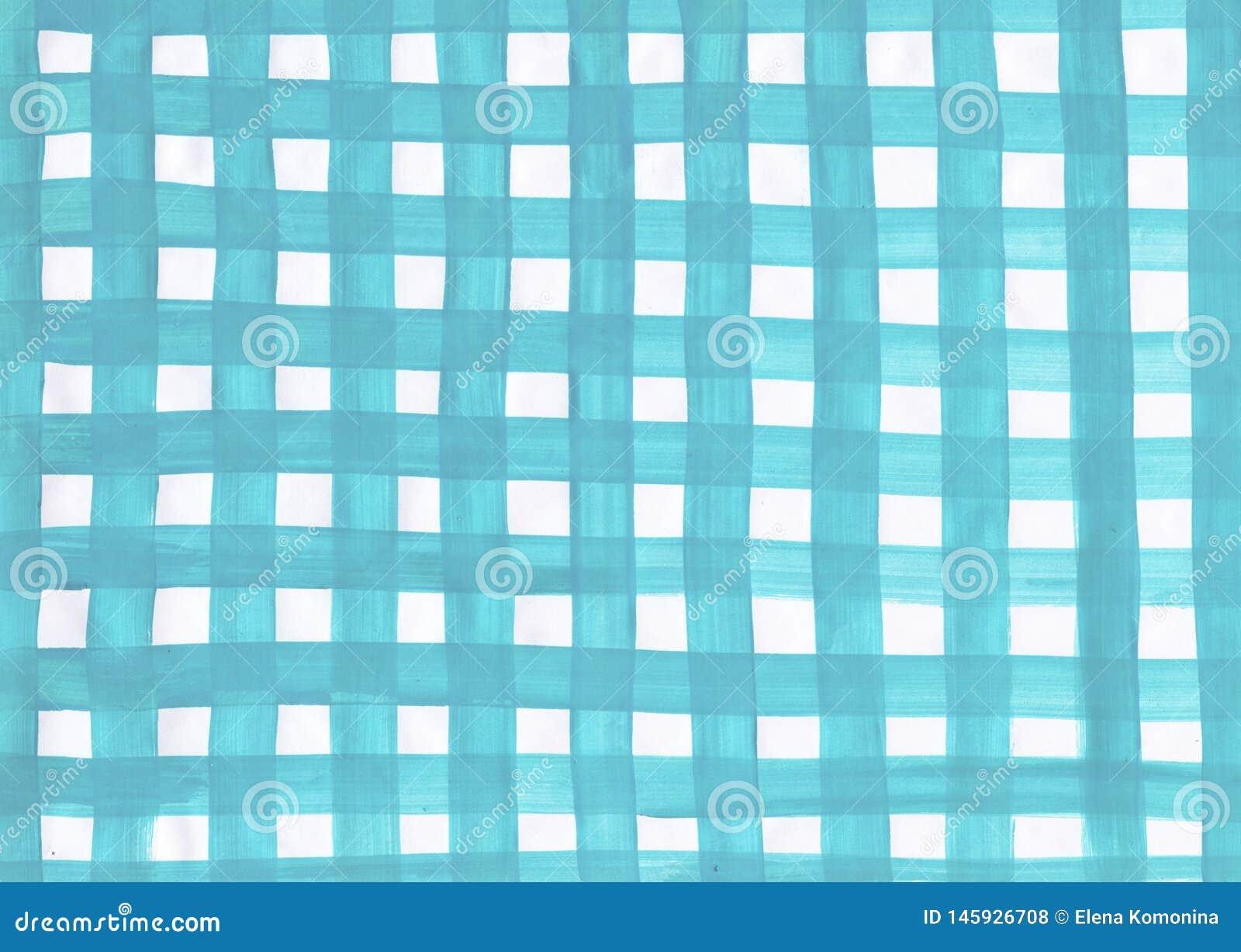Fundo azul e branco