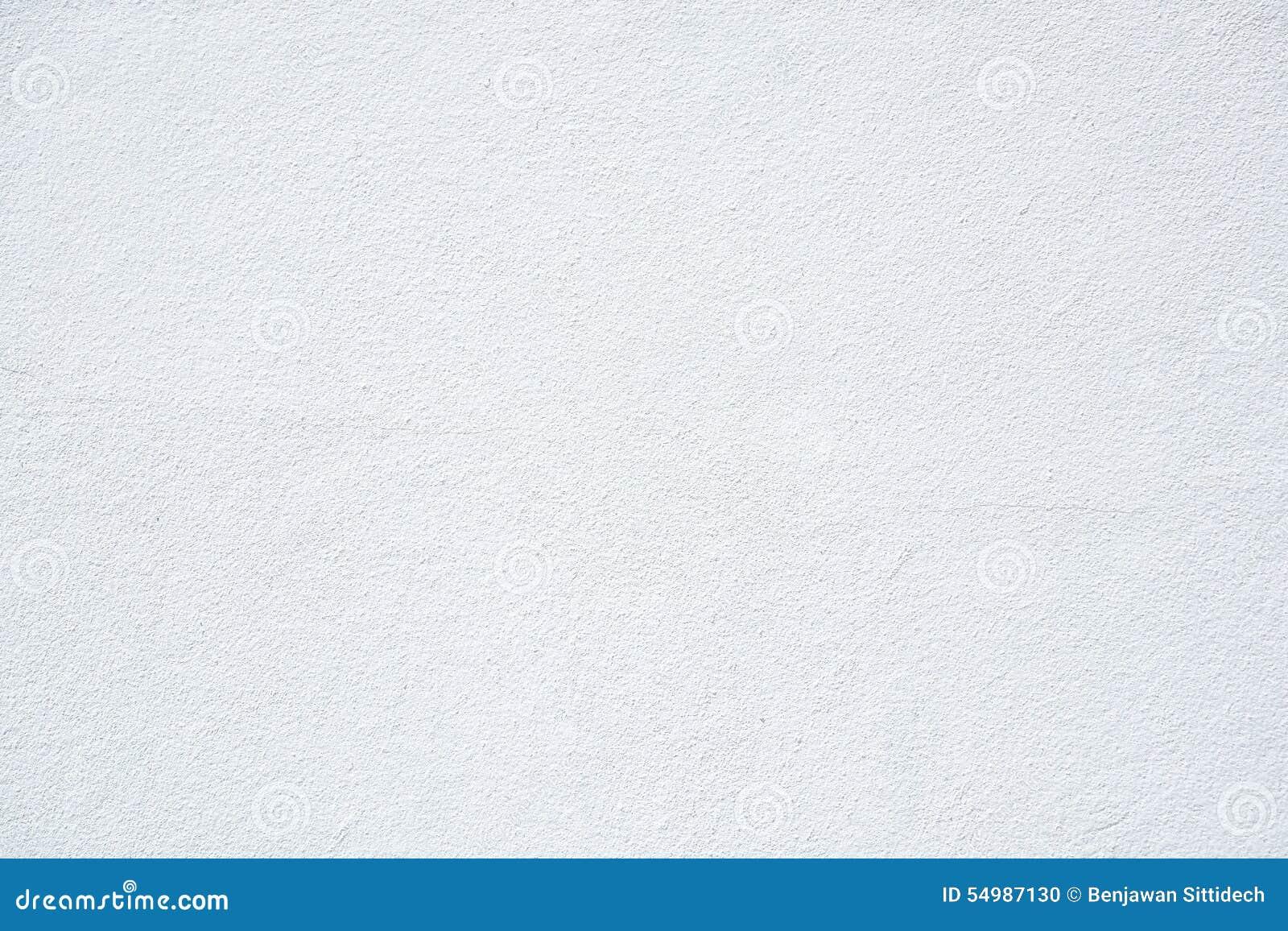 Fundo branco da textura da parede do emplastro