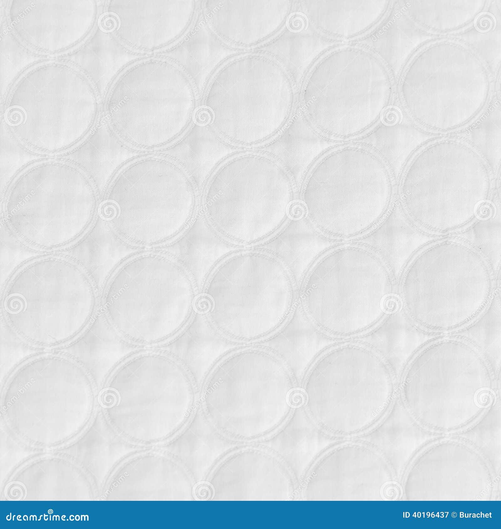 Fundo branco do círculo