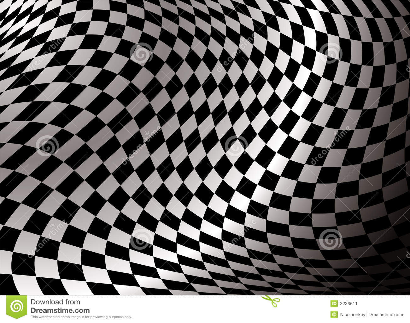 Fundo Checkered