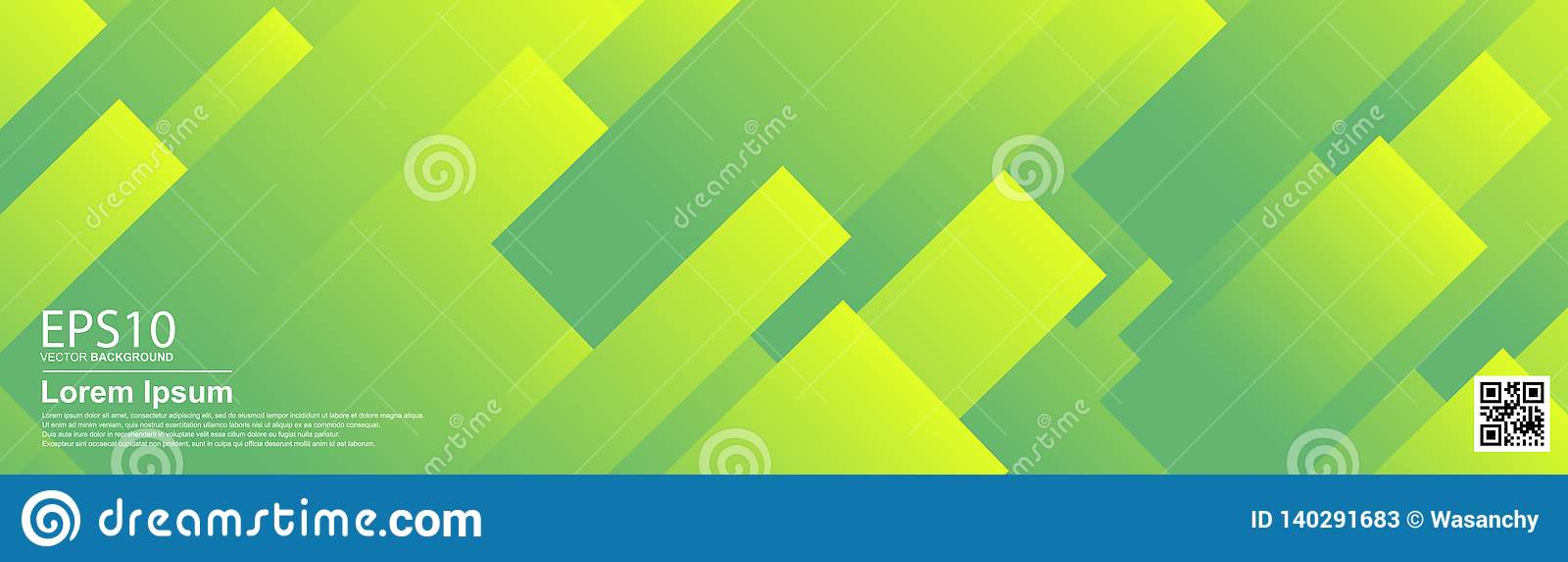 Fundo colorido do teste padrão do vetor abstrato Verde do UFO Cartaz, molde da bandeira