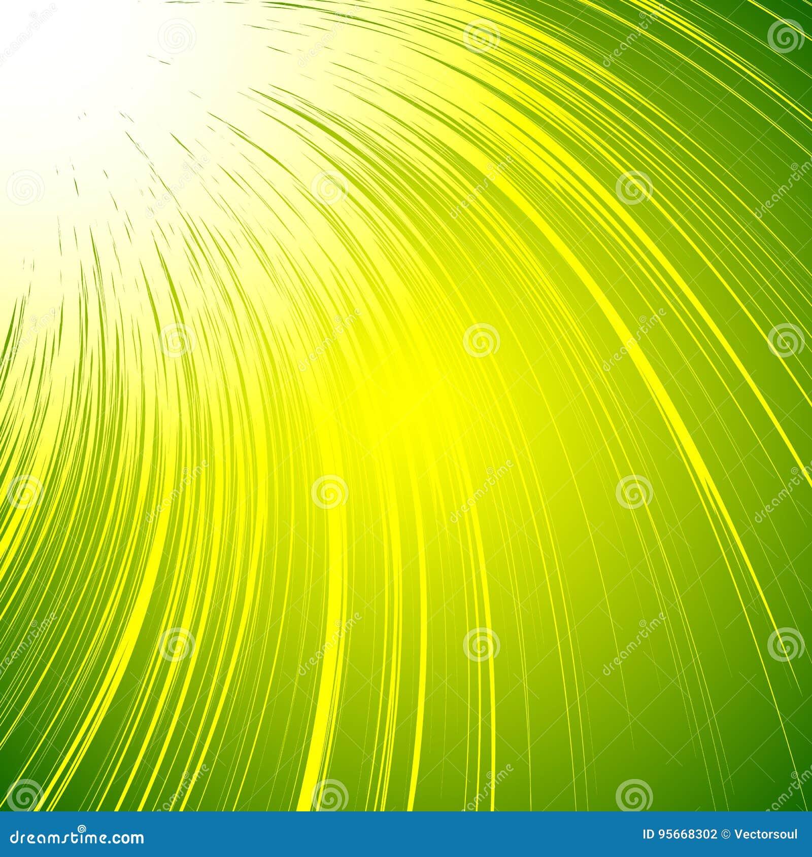 Fundo colorido vívido com motivo espiral Espiral abstrata, co
