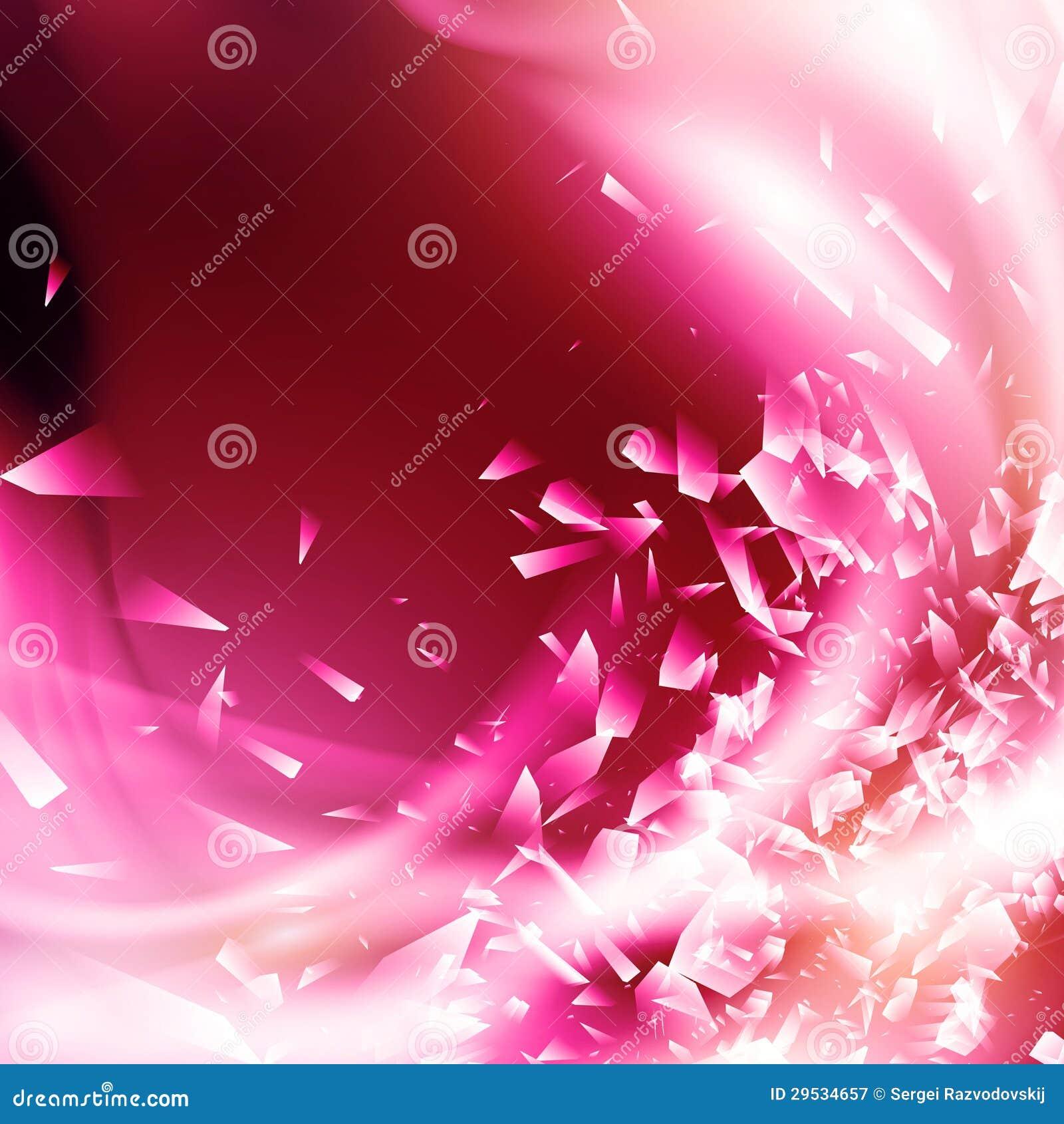 Fundo cor-de-rosa abstrato