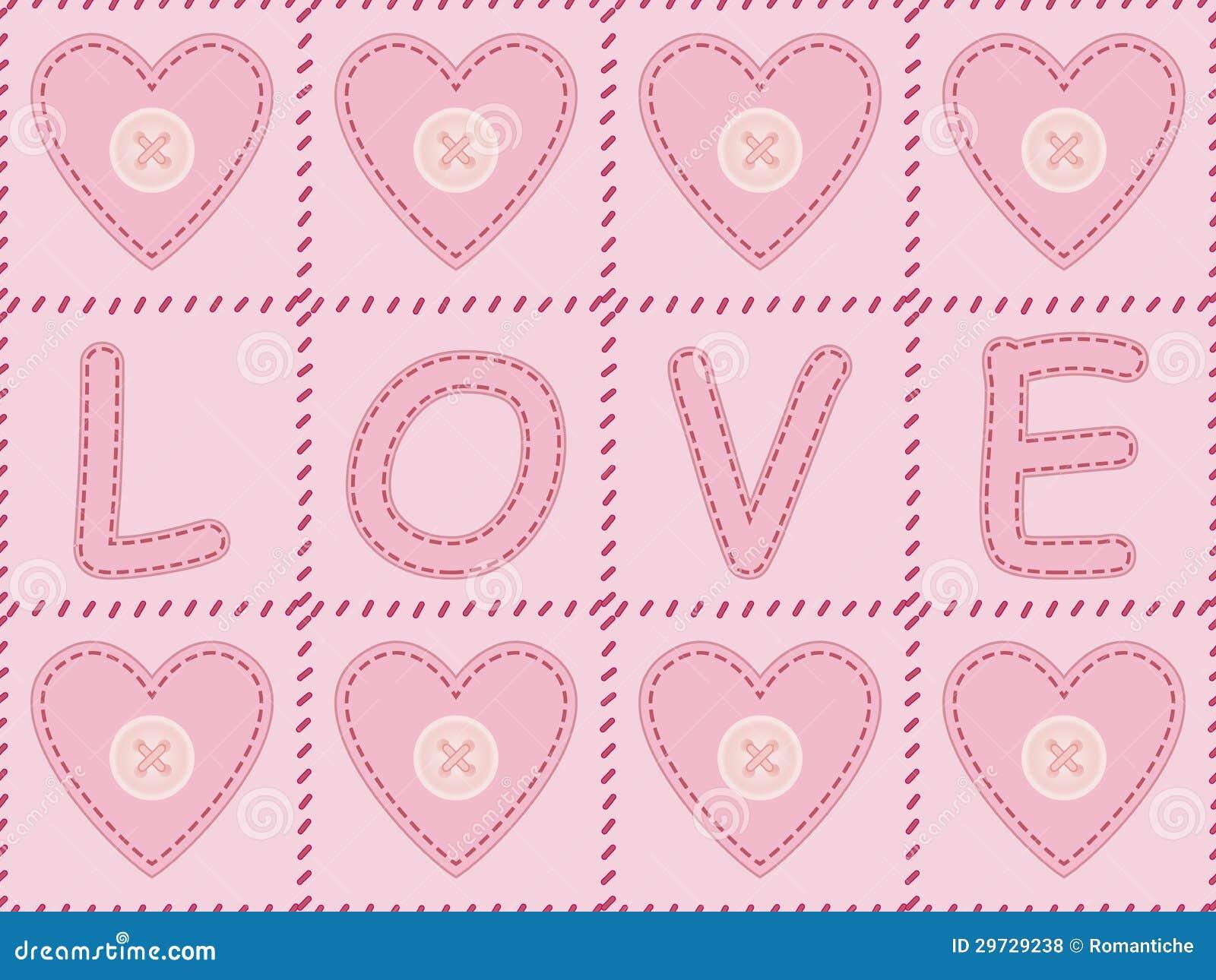 Fundo do dia de Valentim