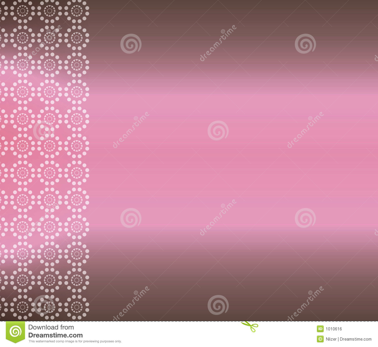 De Stock Royalty Free  Fundo Cor De Rosa Do Papel De Parede De Brown