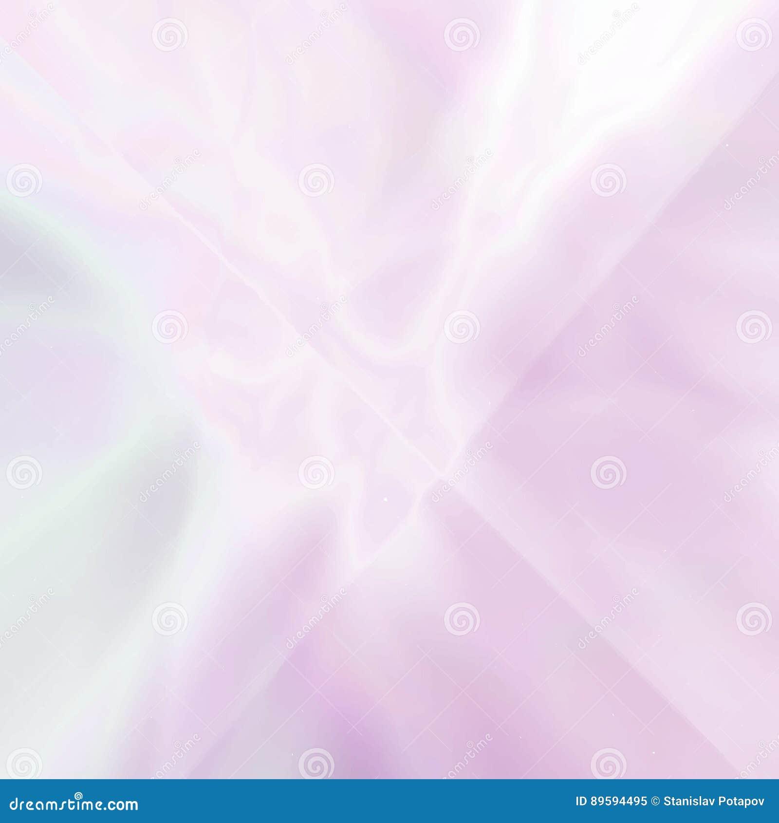 Fundo cor-de-rosa holográfico borrado sumário