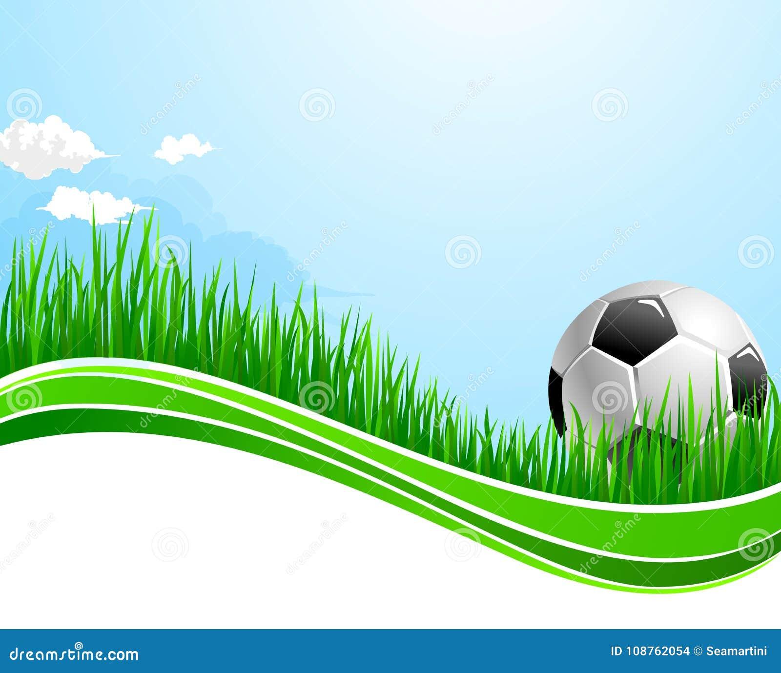 5e2fe3653 Fundo Da Arena De Esporte Do Futebol Do Futebol Do Vetor Ilustração ...
