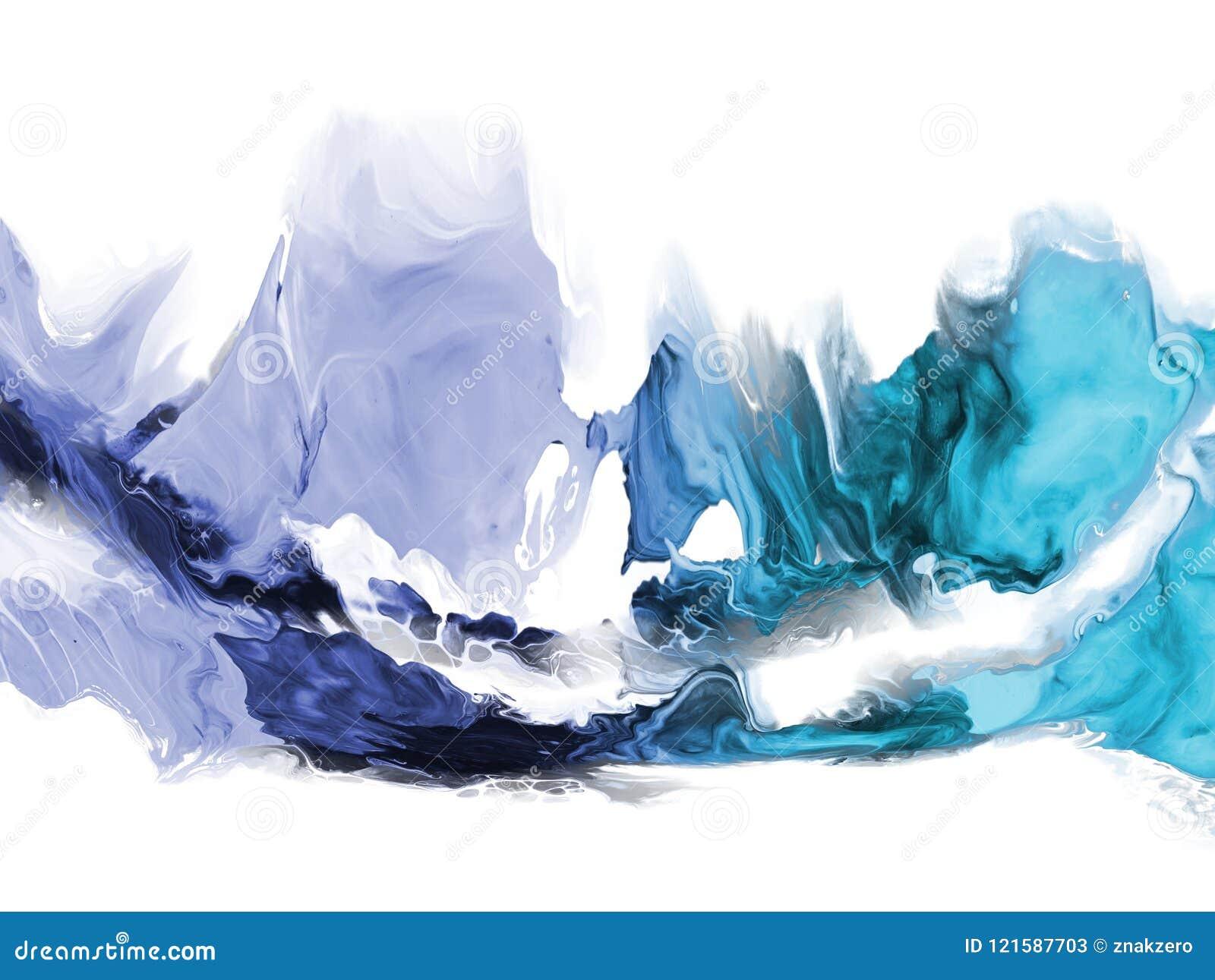 Fundo da arte abstrata Pintura a óleo na lona Fragmento da arte finala Pontos da pintura de óleo Pinceladas da pintura Arte moder