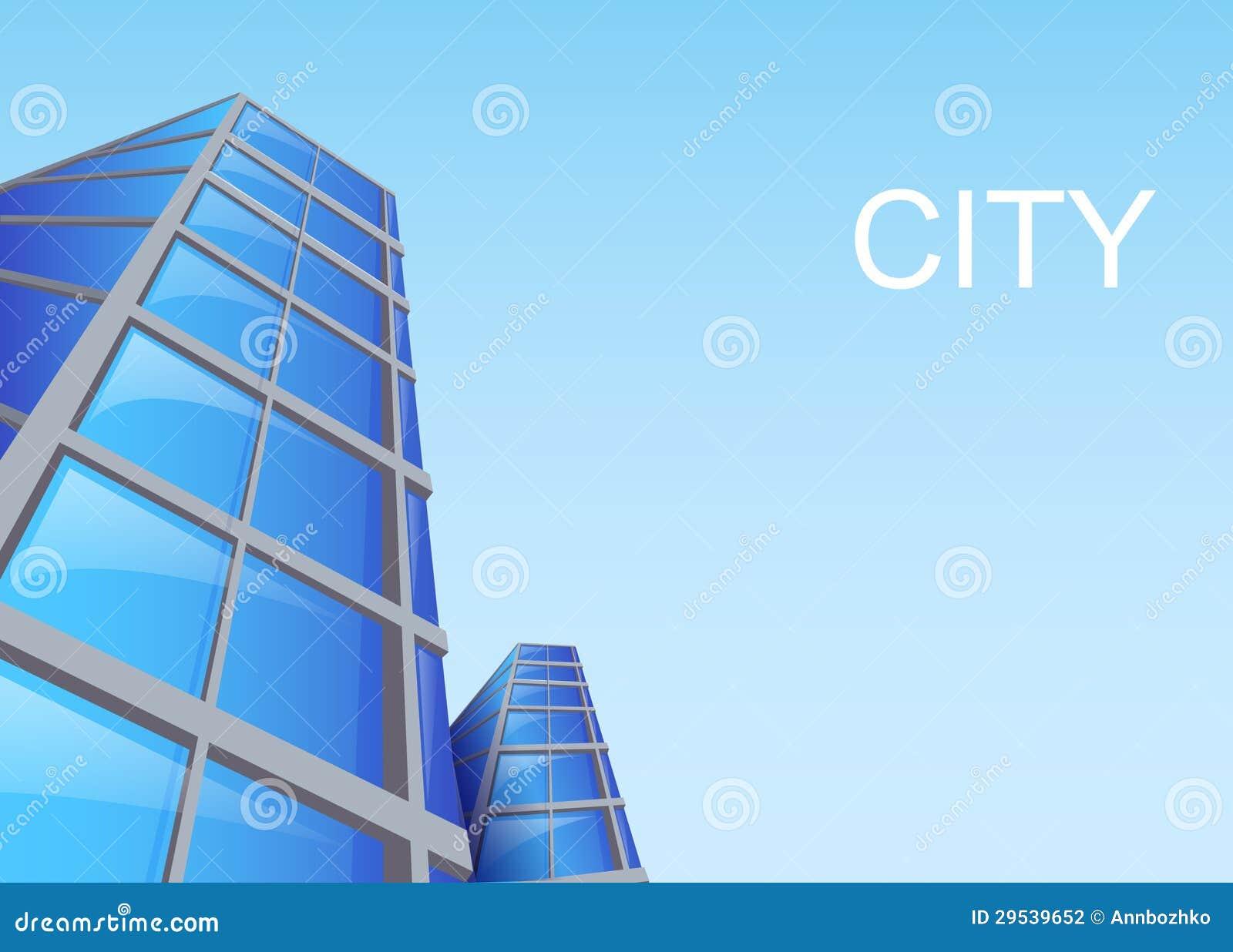 Fundo da cidade