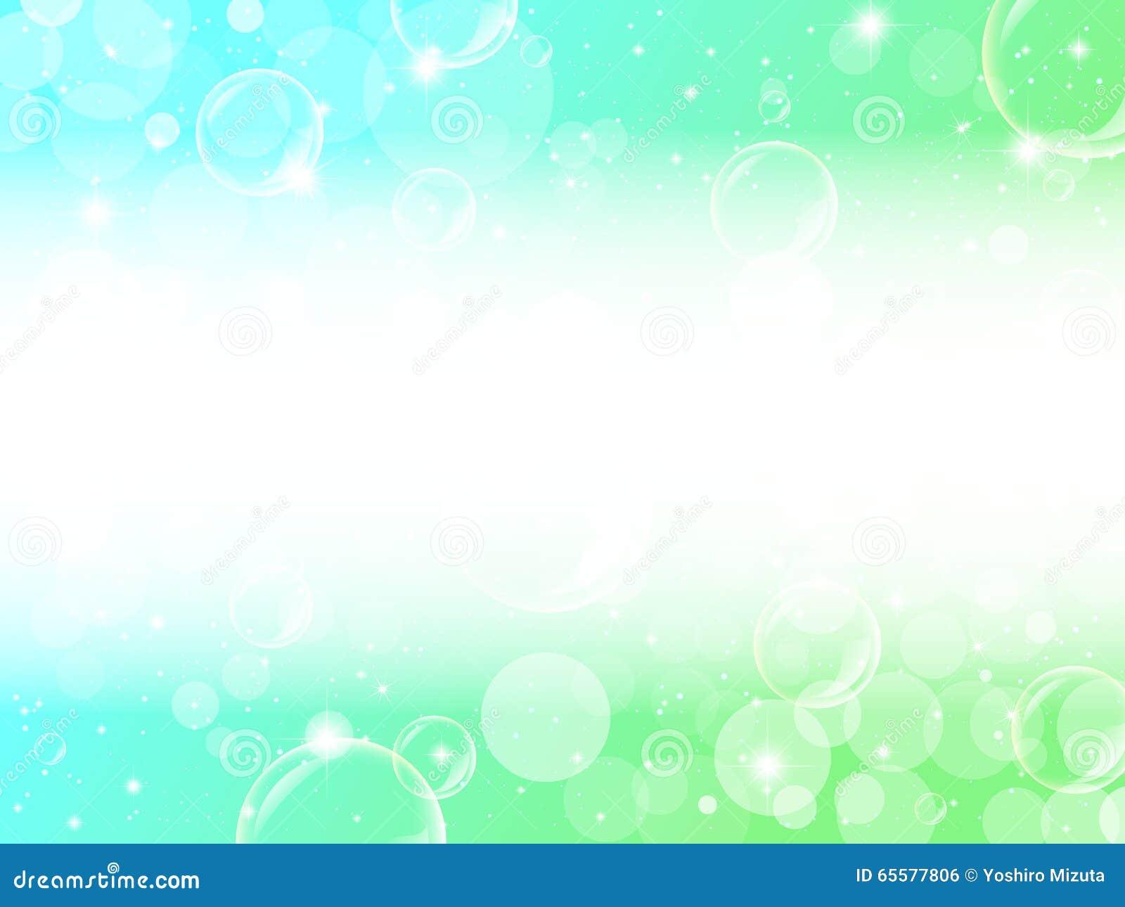 Fundo da espuma verde